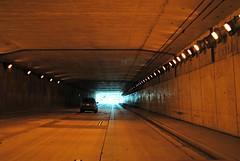 S. Howell Street tunnel, Milwaukee (Cragin Spring) Tags: wisconsin wi midwest milwaukee milwaukeewi milwaukeewisconsin city urban unitedstates usa mitchellfield tunnel lights