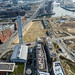 Baustellen in der Hamburger Hafencity