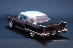 1957 Cadillac ELDORADO BROUGHAM 3 (DOLPHIN☆CRAFT) Tags: brougham eldorado 1957 cadillac キャデラック エルドラド プラモデル