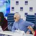 Шарль Азнавур пресс-конференция ТАСС (47)