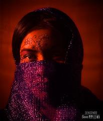 ENIGMATIC (denisfm89) Tags: women womenportrait portrait mujer mistery red rojo guatemala guatemalteca américa latinoamérica centroamérica retrato young beauty joven