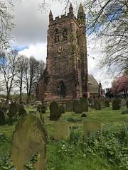 St Thomas's Church - Stockton Heath (foggyray90) Tags: sandstone warrington stocktonheath stthomasschurch
