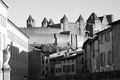 Le Château de Carcassonne (Philippe_28 (maintenant sur ipernity)) Tags: carcassonne château castle remparts france aude europe 11
