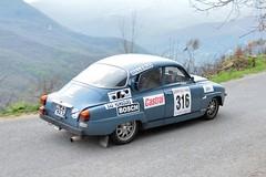64° Rallye Sanremo (440) (Pier Romano) Tags: rallye rally sanremo 2017 storico regolarità gara corsa race ps prova speciale historic old cars auto quattroruote liguria italia italy nikon d5100