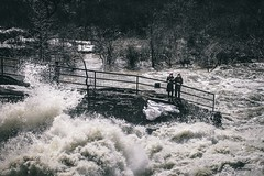 Stream... (Nataša Bandović) Tags: spring ottawa canada ef50mmf12lusm river ontario canondslr photography travelphotography natasabandovic natasabandovicphotography hogsbackpark hog'sbackfalls rideauriver