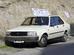 1982 Renault 18 GTL (Alessio3373) Tags: renault renault18 renault18gtl autoshite youngtimers oldcars worldcars