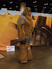 SWCO 4-15-17 (153) (Comic Con Culture) Tags: starwars starwarscelebration starwarscelebrationorlando starwarscelebrationorlando2017 swco swco2017 40thanniversary chewbacca wookiee anewhope cosplay costume scifi