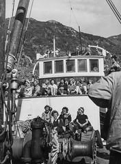 PEM-ROG-00128 Turlag på båttur i 1964