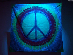 "Blue tie dye Peace Symbol • <a style=""font-size:0.8em;"" href=""http://www.flickr.com/photos/34843984@N07/14924062933/"" target=""_blank"">View on Flickr</a>"