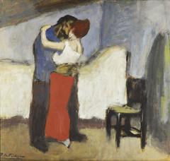 [ P ] Pablo Picasso - Rendez-vous (1900)