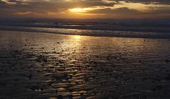 Winter Sunrise (flying-leap) Tags: winter newzealand beach weather clouds sunrise canon landscape pacificocean nz southisland 4winter 18200mm the4seasons northcanterbury 60d canon60d cloudsstormssunsetssunrises