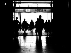 exit strategies for urban afterlife (fotobananas) Tags: urban station tokyo streetphotography afterlife fotobananas talesoftokyo
