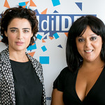 "Luisa Ranieri e Maila Sansaini <a style=""margin-left:10px; font-size:0.8em;"" href=""http://www.flickr.com/photos/124218413@N03/15215126807/"" target=""_blank"">@flickr</a>"
