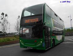 SN62AOP (jeff.day48) Tags: 30 402 adl newportbusstation enviro400 newportbus sn62aop
