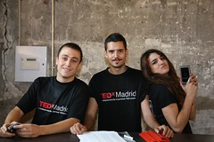 Voluntarios 8 (TEDxMadrid Photos) Tags: ted tedxmadrid2014