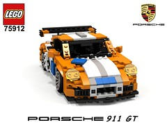 Porsche 911 GT (991) - Lego Nr. 75912 (2015) Recreated (lego911) Tags: auto birthday car set speed model lego render 911 line porsche finish gt 7th coupe challenge champions gt2 cad racer lugnuts povray 84 991 moc 2014 ldd 2015 recreated miniland 75912 foitsop lego911 lugnutsturns7or49indogyears speedchampions porsche911gtfinishline
