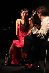 Ayaka Tanimoto y Jos Mara Gallardo del Rey /     (Instituto Cervantes de Tokio) Tags: music dance dancing danza msica baile institutocervantes