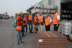 "Excursie Materialisatie 1e jaar • <a style=""font-size:0.8em;"" href=""http://www.flickr.com/photos/99047638@N03/15231963629/"" target=""_blank"">View on Flickr</a>"