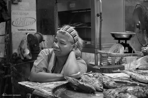 Hua Hin Fishmarket