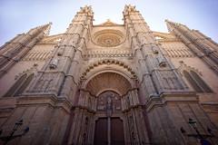 Cattedrale di Santa Maria (mattrkeyworth) Tags: spain cathedral dom kathedrale mallorca spanien majorca cattedrale palmademallorca laseu palmadimaiorca a7r cattedraledisantamaria kathedralederheiligenmaria sonya7r ilce7r