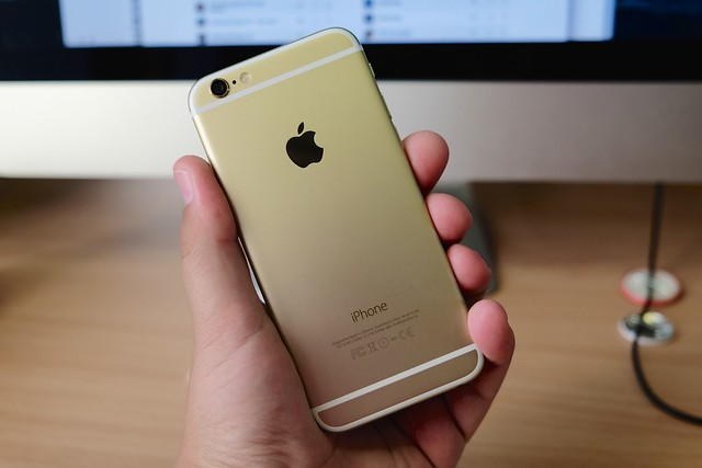 apple gold smartphone ios iphone iphone6 appleiphone6 iphone6gold iphone47inches