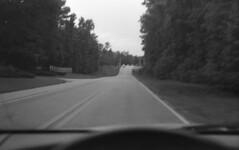 Behind the Wheel (McFortner) Tags: wheel d76 behind fed5b expiredfilm industar61ld kodachrome25 pushed1stop emulsion001012c16b mcfortner