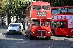 RML 2683 (kenjonbro) Tags: uk england london westminster trafalgarsquare routemaster charingcross doubledecker sw1 aec worldcars kenjonbro rml2683 smk683f routemasterlong canoneos5dmkiii redroutemastercom