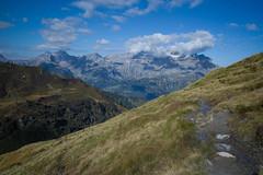 between Wildmadfurggeli and Berglimattsee (Toni_V) Tags: mountains alps landscape schweiz switzerland europe suisse hiking 28mm rangefinder trail alpen svizzera 141004 glarus wanderung m9 wanderweg 2014 glärnisch svizra glarnerland elmaritm messsucher eggstock ©toniv vrenelisgärtli leicam9 bächistock bösfulen elmwildmadfurggeliberglimattseeschwanden l1018929