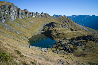Chüebodensee & Mürligrat . Glarus