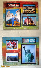286/365 - ARTWORK (BABAYAGA321) Tags: newyork liverpool paintings photographs timessquare photoaday empirestatebuilding statueofliberty usatoday liverpoolcatholiccathedral pierhead thebeatles anglicancathedral liverpoolecho project365 magicalmysterytourbus