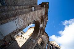 Penne - Porta San Francesco (ilmaestro76) Tags: san porta penne francesco abruzzo pescara portasanfrancesco