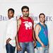 Male Models at BAFW 2014