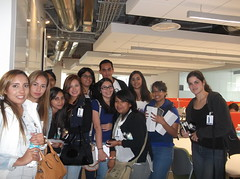 Estudiantes Tecnologico de Xalapa, Televisa Interactive, Mas Educacion, Viajes estudiantiles