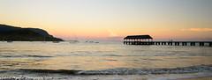 DSC_6890 (c_nguyen) Tags: ocean travel water boats hawaii pier nikon kauai waters hanaleibay d600