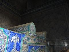 DSCN5236 (bentchristensen14) Tags: mausoleum uzbekistan khiva ichonqala pahlavanmahmud