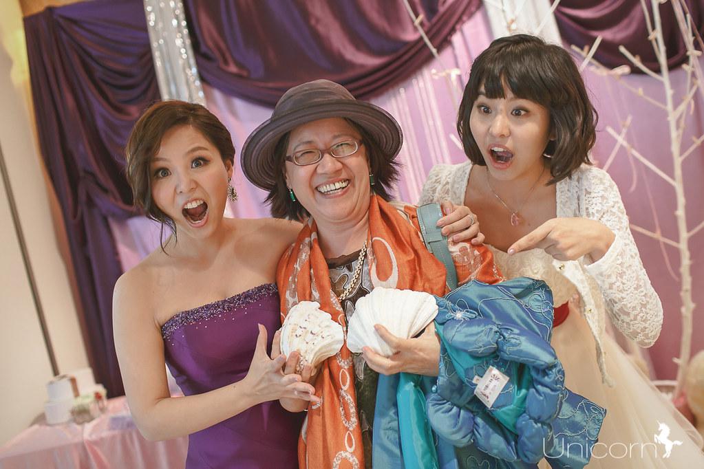 《結婚宴》DIEGO & IRENE 婚禮記錄 / 高雄夢時代饌巴黎