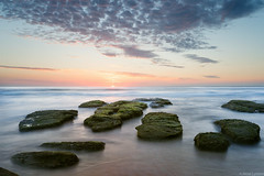 Spirit Fingers (Noel.Lynam) Tags: seascape beach sunrise bungan