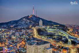 Nソウルタワー(ソウル人気観光地)