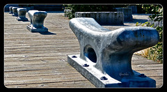 cleat seat (lifecatcher2010) Tags: vancouver concrete seat cleat woodenwalkway dsc3043