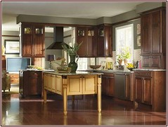 How To Clean Painted Kitchen Cabinets (jinpagyatso) Tags: home kitchen landscaping painted clean to how ideas improvement cabinets