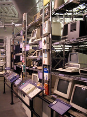 "Dozen of Early Personal Computers • <a style=""font-size:0.8em;"" href=""http://www.flickr.com/photos/34843984@N07/15360727510/"" target=""_blank"">View on Flickr</a>"