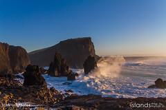 Cliffs in Iceland