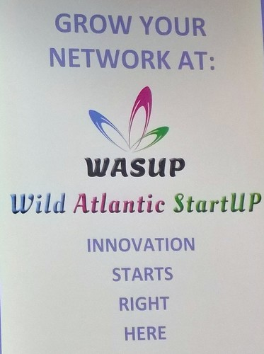 #WASupKerry with Innovation and Start-ups