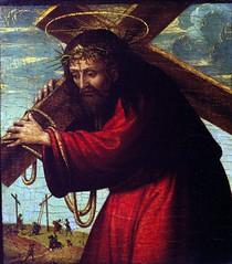 Gospel of St. Matthew 27 27-32 Road to Calvary - By Amgad Ellia 12 (Amgad Ellia) Tags: road st by matthew 27 gospel amgad ellia calvary 2732