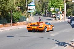(aldofoto75) Tags: santa italy rome cars italia ita lamborghini marinella lamborghinis grandegiro grandegirolamborgini2013 greatridelamborghini