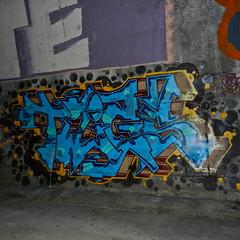 Twigs (always_exploring) Tags: out square graffiti focus tunnel yme explore crop bayarea twigs lurking urbex bayareagraffiti