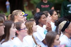 DSC_5431 (Sweet Briar Photos) Tags: traditions juniors freshmen seniors sophomores studentlife stepsinging