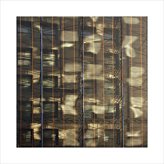 NYC sun spots (me*voil) Tags: nyc windows abstract building wall ol construction sunspots bsquarecindustrial