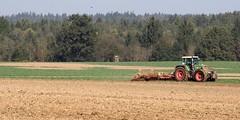 (:Linda:) Tags: tractor germany village thuringia soil veilsdorf