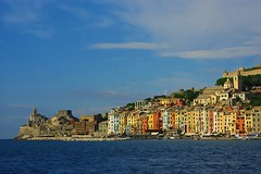 Cinque Terre - Porto Venere (Italie) (mamietherese1) Tags: magicalmoments flickrsbest fabuleuse phvalue qualitysurroundings sailsevenseas qualitystructuresppf magicalmoments2